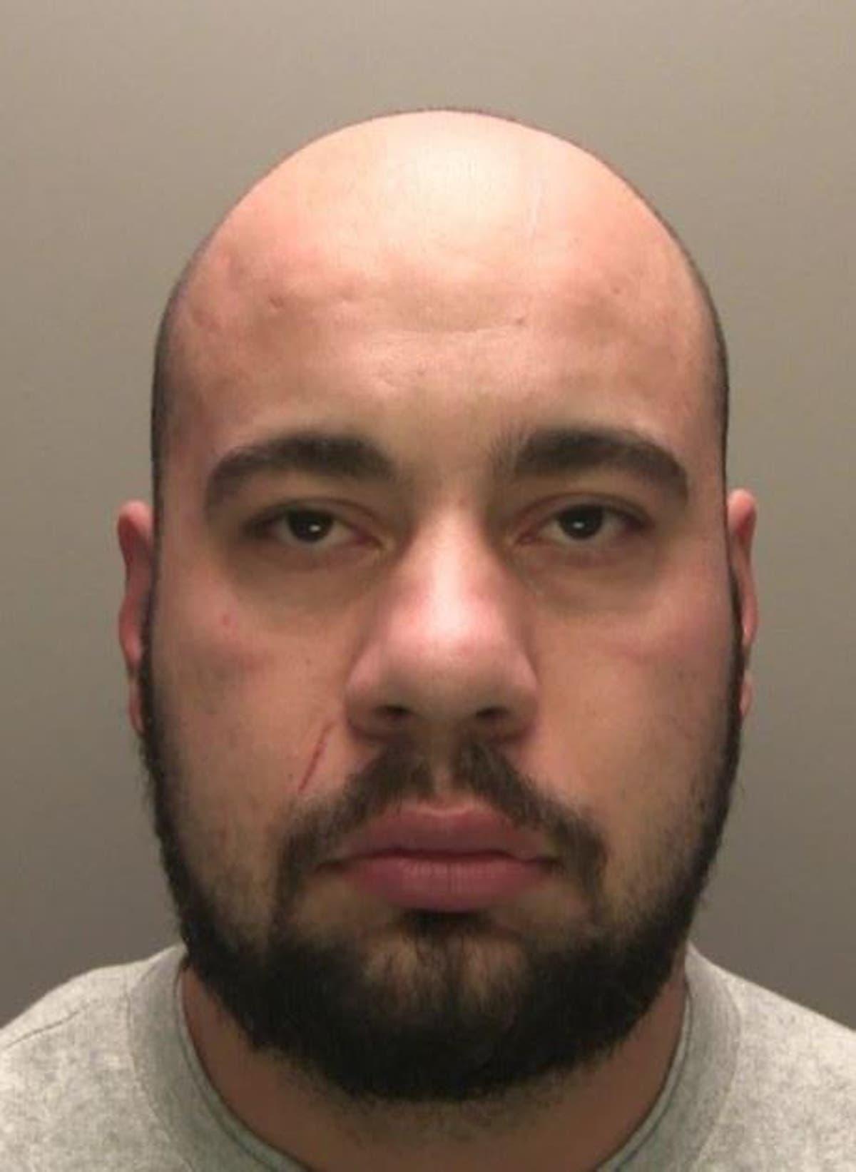 Rapist jailed after bundling woman into car in East London