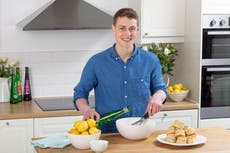 Bake Off's Peter Sawkins shows there's so much more to elderflower than cordial