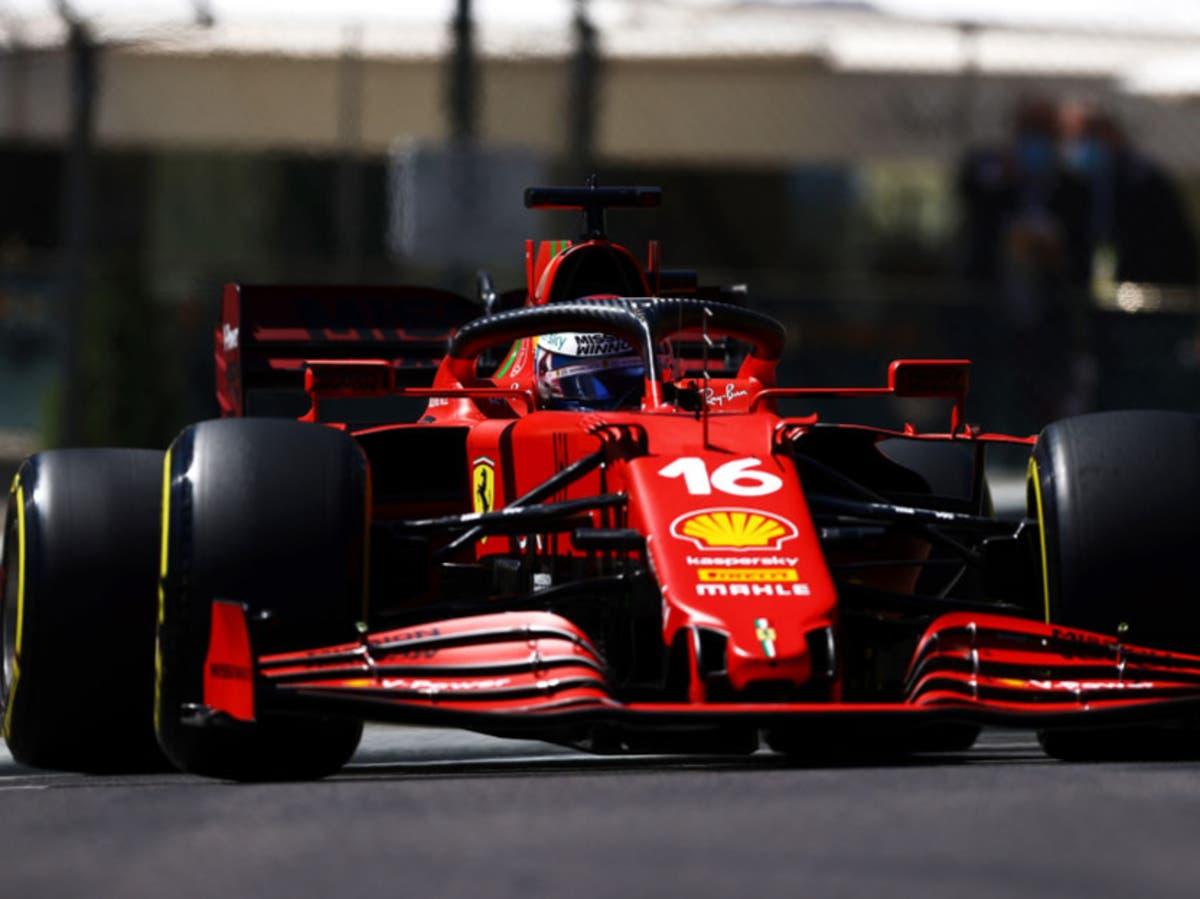 Hometown hope for Charles Leclerc as Ferrari set pace in Monaco