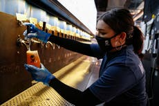Pub, bar and restaurants sales up 25% on pre-pandemic levels after reopening
