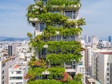 How architects are greening up Vietnam's hotel scene