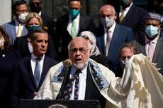 信仰, political leaders unite in rally against antisemitism