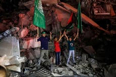 Palestinians claim victory as Gaza truce faces early test