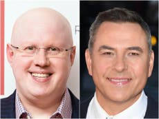 Little Britain's Matt Lucas and David Walliams working together on potential new series