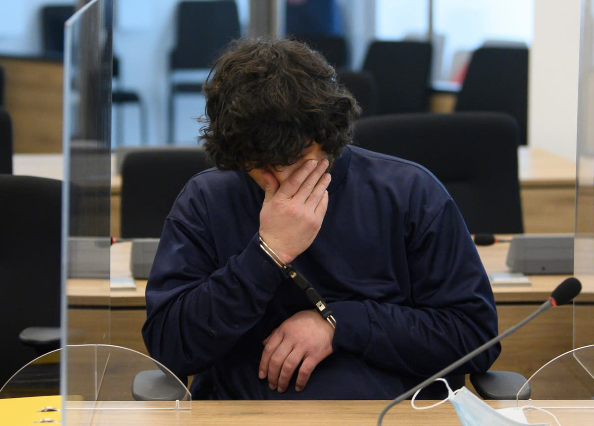 Syrian convicted of killing man, injuring another in Germany