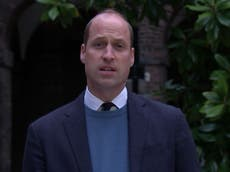 Prince William's full statement on BBC's Martin Bashir and Princess Diana interview