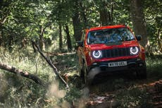 The Jeep Renegade Trailhawk 4xe: All the capability with remarkable economy and clean emissions