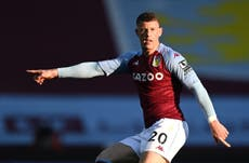 Ross Barkley to miss the final game of his Aston Villa loan spell with Chelsea