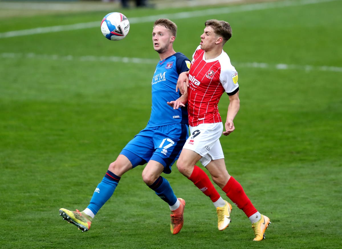 Carlisle defender Jack Armer signs new two-year contract
