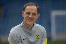 Thomas Tuchel has no 'fear' over Chelsea missing out on Champions League