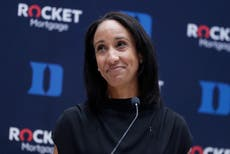 Duke's King embraces being role model as Black woman AD
