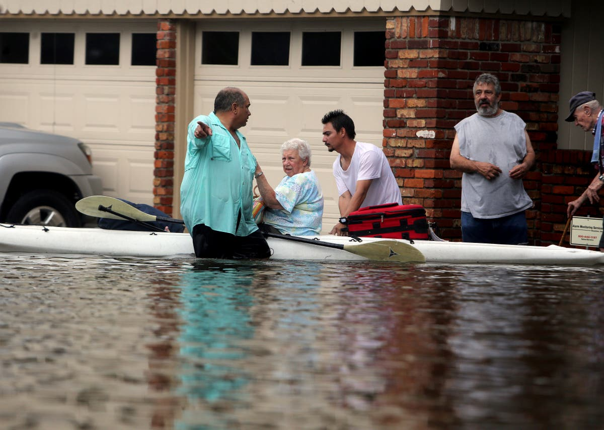 Houston area getting little of $1B in Harvey flood aid