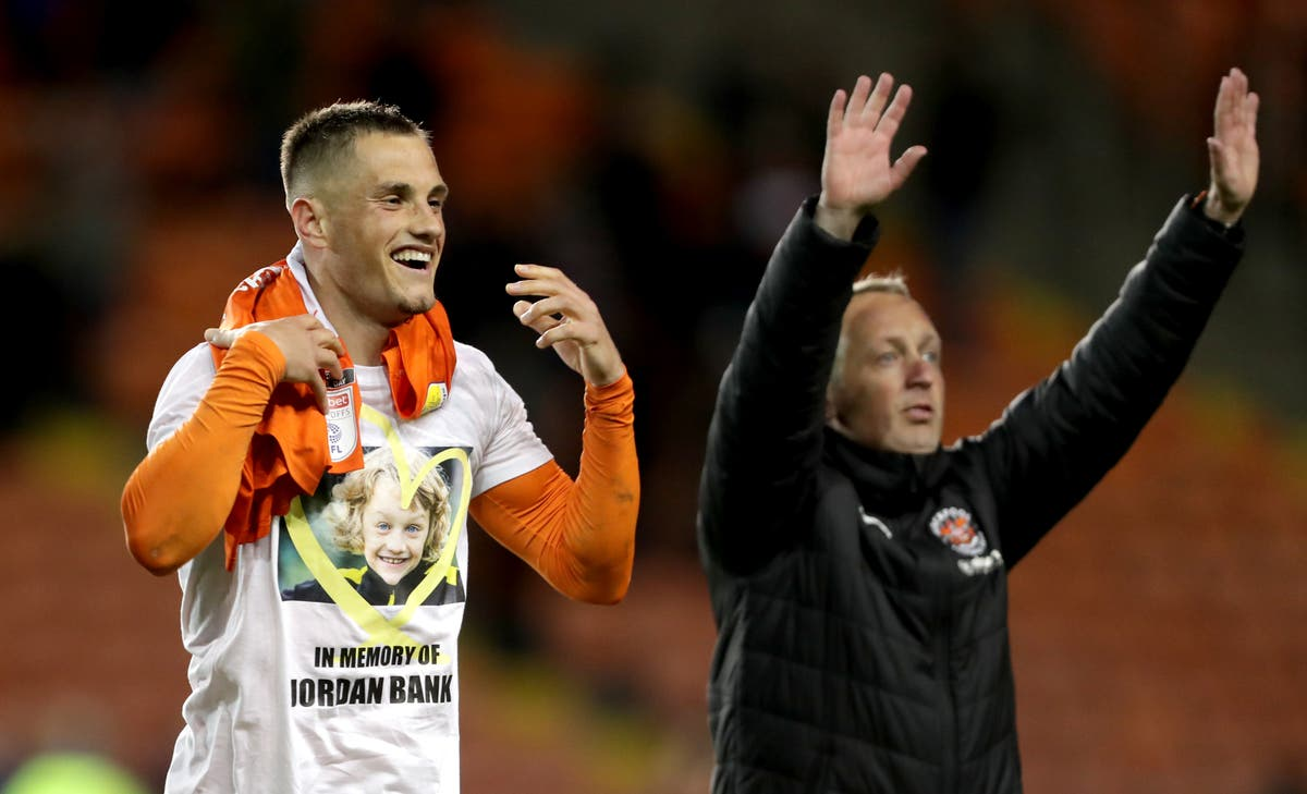 Neil Critchley: Wembley finale is deserved by Blackpool players
