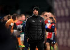 Steve Borthwick insists Leicester will learn from Challenge Cup final defeat