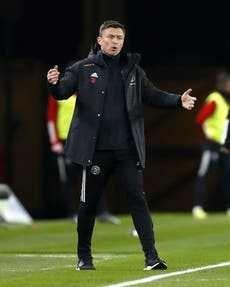 Paul Heckingbottom wants next Sheffield United boss decision as soon as possible