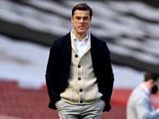 'I learned a lot this year', says Fulham boss Scott Parker