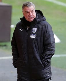 Sam Allardyce wants to sign off at West Brom with victory for fans