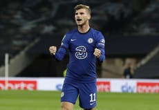 Thomas Tuchel says Timo Werner could have had 10 more goals if he took penalties