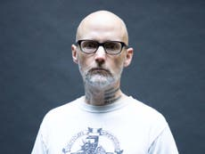 Moby: 'I don't want to know what strangers think about me'