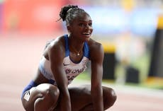 Dina Asher-Smith excited to face rising star Sha'Carri Richardson in Gateshead