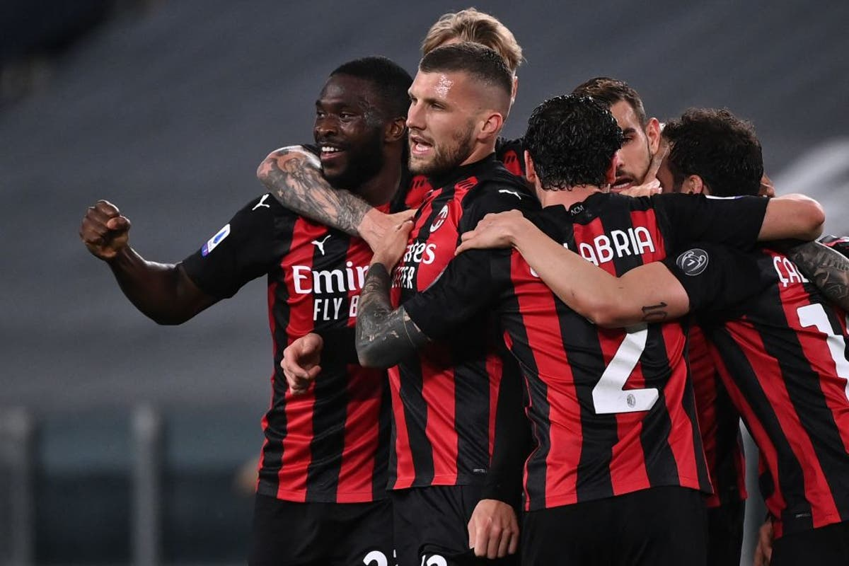 AC Milan chasing 'turning point' return to Champions League after seven-season absence