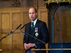 'Comfort and solace': Scotland is source of Prince William's saddest and happiest memories