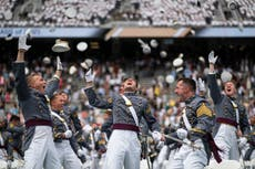 Defense Secretary tells West Point cadets they're ready