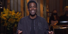 Saturday Night Live: Chris Rock joins cast to look back on pandemic year