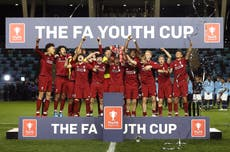 Jurgen Klopp 'more than welcome' to cheer on Liverpool boys in Youth Cup final