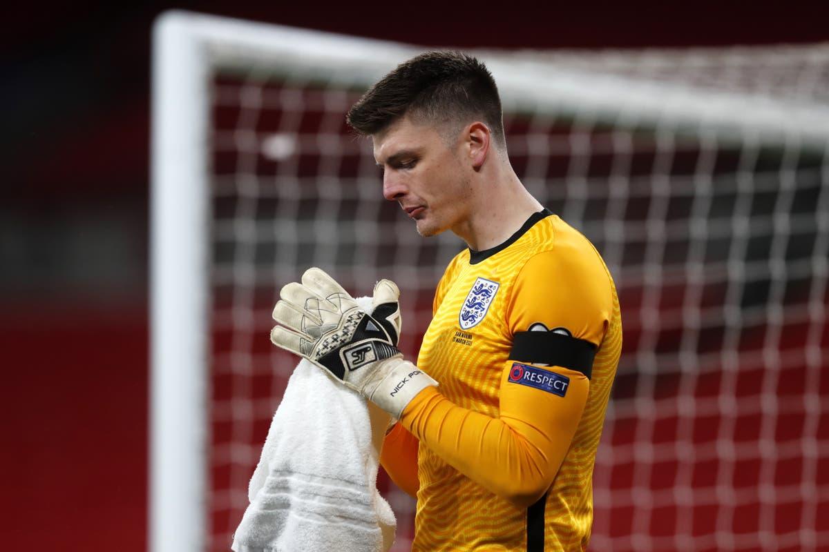 Nick Pope facing anxious Euro 2020 wait due to knee surgery