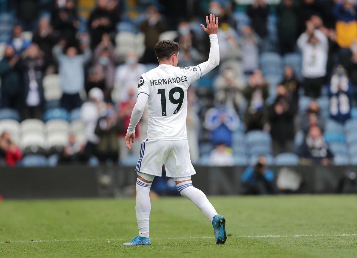 Pablo Hernandez says goodbye as Leeds end the season with another win