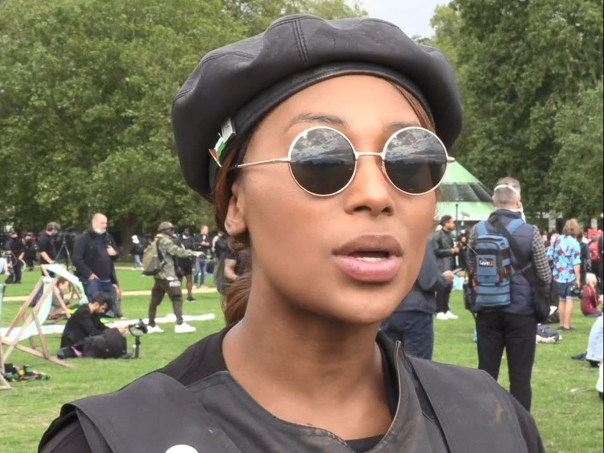 Black Lives Matter activist in hospital after Peckham shooting, her political party says
