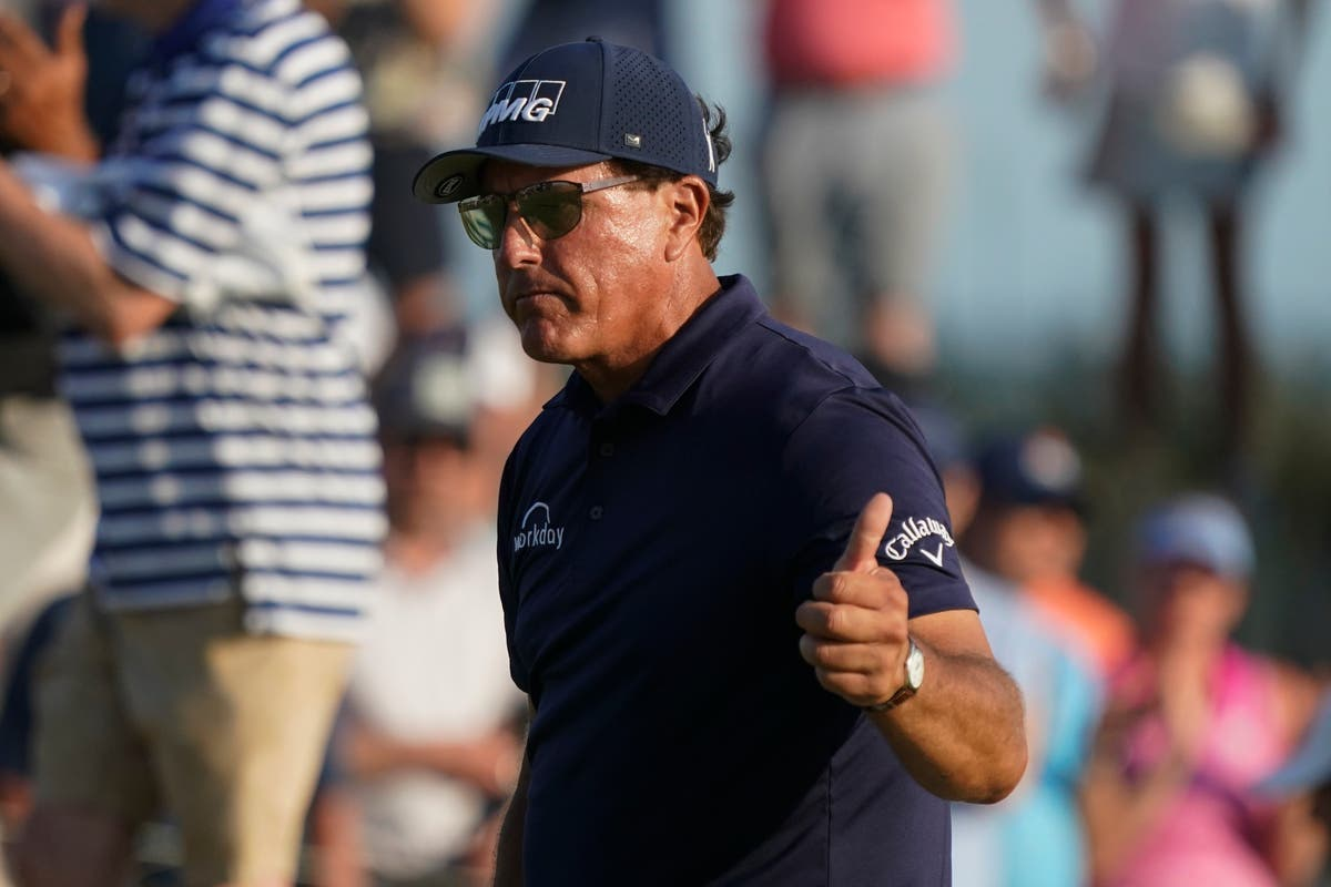 Phil Mickelson becomes oldest major winner with US PGA Championship success