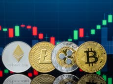 Bitcoin price – live: Crypto market recovers after yet another crash as Cardano and other coins surge