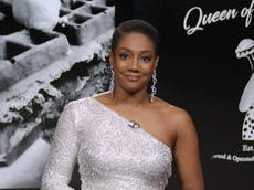 Tiffany Haddish reacts to rumour she's being 'groomed' to replace Ellen DeGeneres