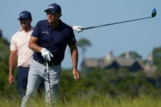 Why is Phil Mickelson such a popular winner? Because he can't hide his love of the game