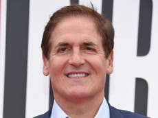 Mark Cuban says crypto is at the start of the 'great unwind' as prices plummet