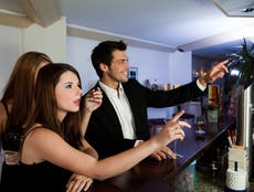 Ordering at the bar could return next month as social distancing rules eased