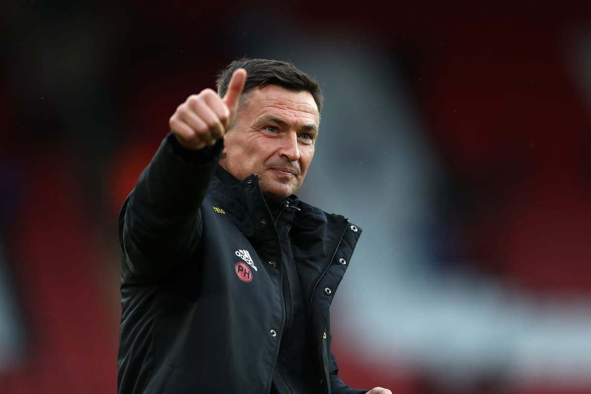 Paul Heckingbottom confident Sheffield United can bounce straight back up