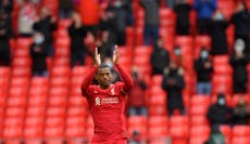 Georginio Wijnaldum admits only Liverpool regret is not signing off with trophy
