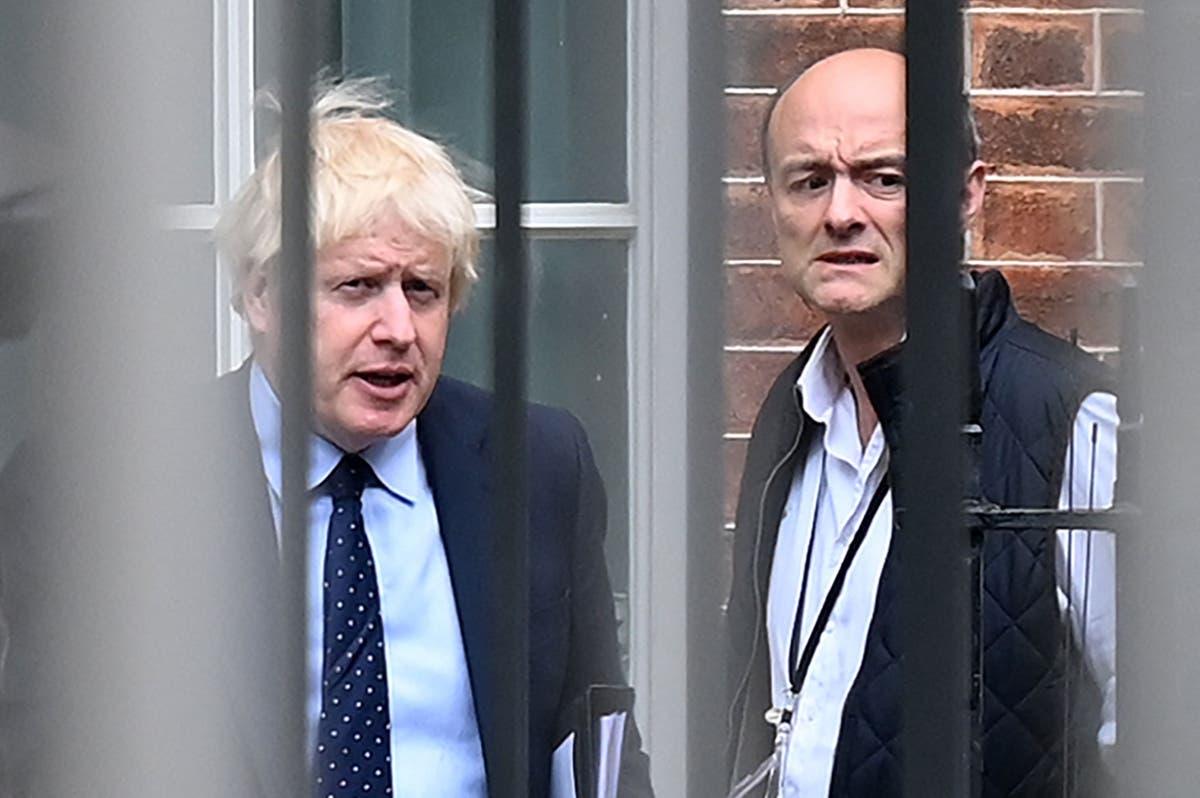 Downing Street denies Boris Johnson missed Covid meetings to write Shakespeare book