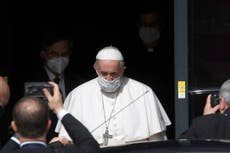 Pope moves youth seminary out of Vatican amid abuse trial