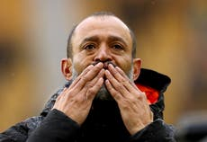 Nuno believes Wolves can kick on to greater things as he waves goodbye to club
