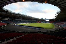 SFA 'full steam ahead' with plans to allow fans at Hampden Park for Euro 2020