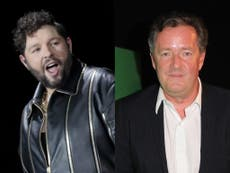 Eurovision: James Newman hits back at Piers Morgan's 'crap singer' comment with brutal Twitter response