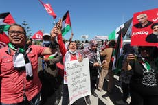 'Tunisian Jews are Tunisian': How the Gaza-Israel fighting made its mark in a part of north Africa