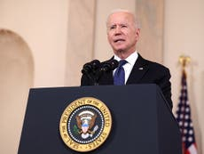 George Floyd's family are meeting Biden today. It feels like a slap in the face