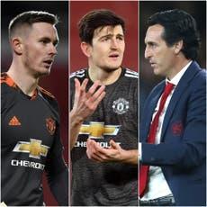 5 key talking points ahead of Europa League final between Man Utd and Villarreal