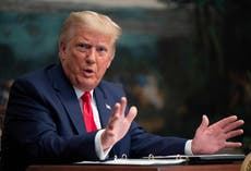 'They are just not affected': Trump claims children should not receive Covid vaccine