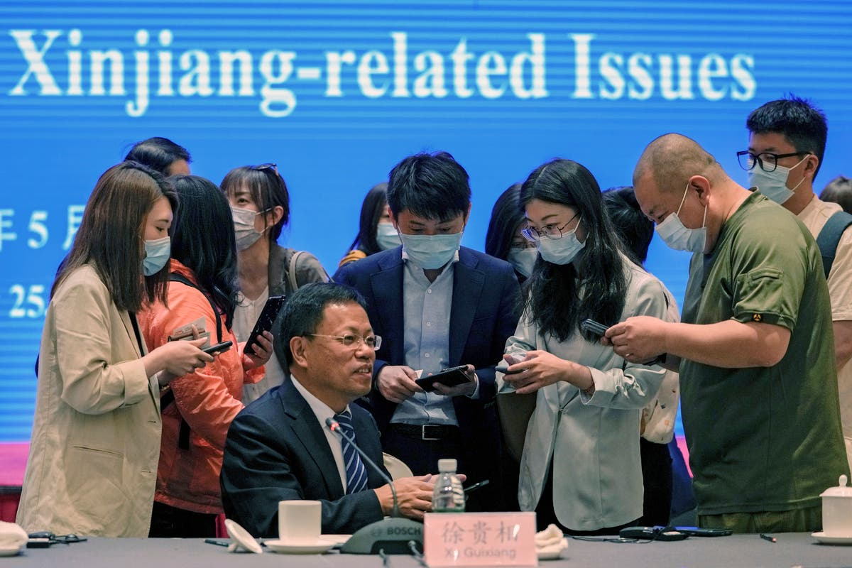 China denounces people's tribunal on alleged Xinjiang abuses